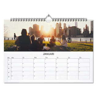 Kalender drukken